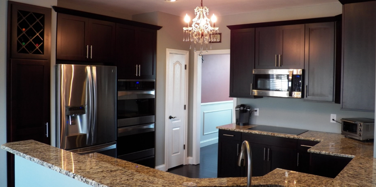 Residential Gallery – Knoxville Custom Cabinets