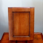 Flat Panel Maple_ Stained-2