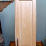 Raised Panel Maple_ Natural Finish3