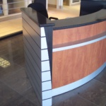 Reception Wall Laminated (Large)